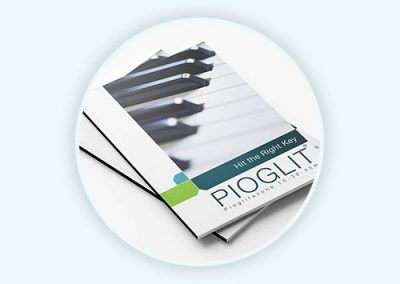Pioglit Brochure Design