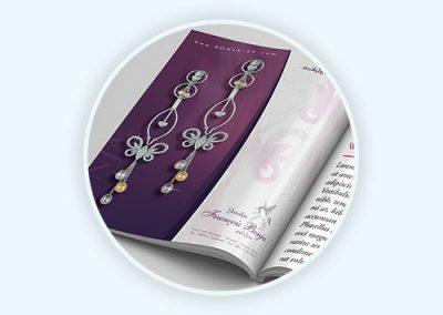 Bonja Jewellery Magazine Ad