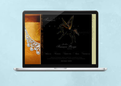 Bonja Website Design