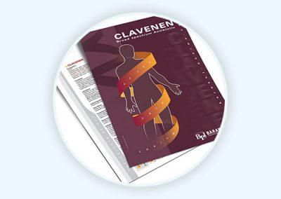 Clavenen Flyer Design