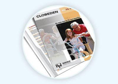 Clobeden Flyer Design