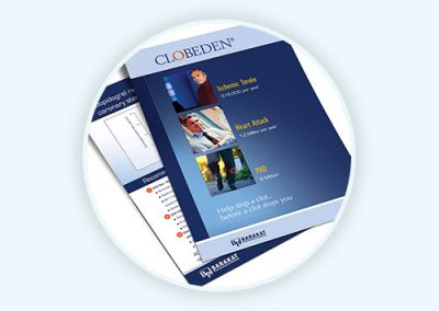 Clobeden – Flyer Design