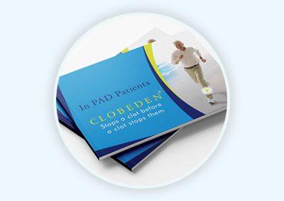 Clobeden Brochure Design