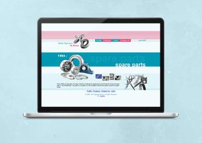 Djaroueh Group Website Design