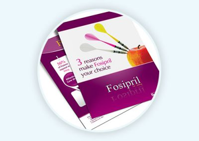 Fosipril – Flyer Design