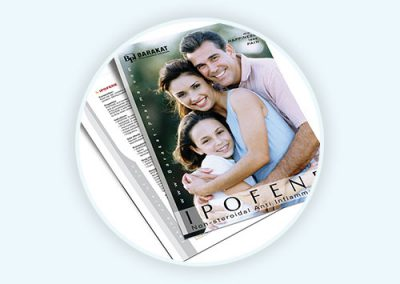 Ipofene – Flyer Design