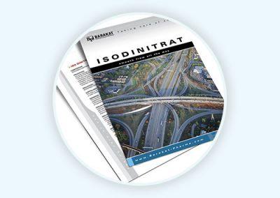 Isodinitrat – Flyer Design