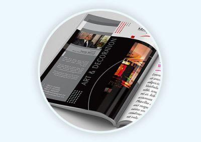 Manouk Engineering Magazine Ad
