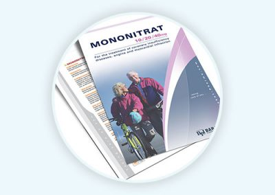 Mononitrat Flyer Design