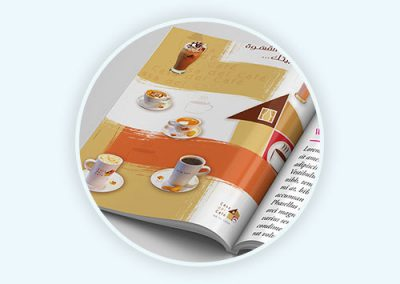 Olabi Coffee Magazine Ad