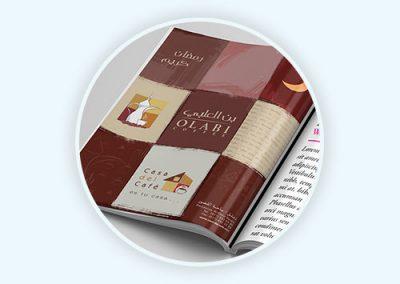 Olabi Coffee Magazine Ad