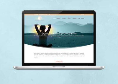 PranaParis Website