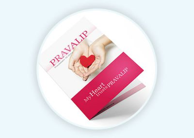 Pravalip Brochure Design