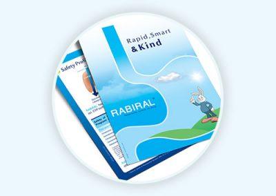 Rabiral Flyer Design