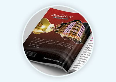 Ramsis Hotel Magazine Ad